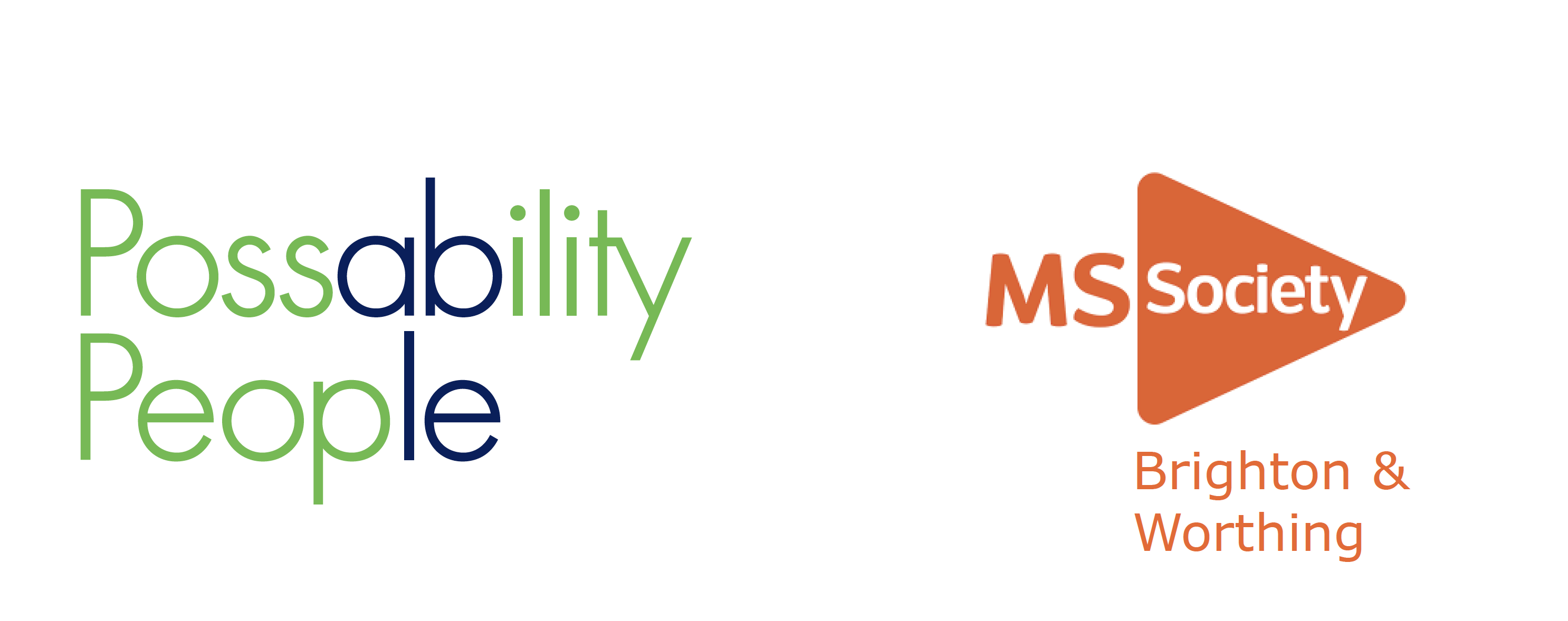 Logos, MS Society and Possability People